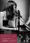 nothing is real vol 31: Keiko Higuchi (piano + vocals) with Tatsuya Nakatani (drs + perc) + Louis Inage (bass)