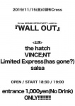 the hatch, VINCE;NT, Limited Express (has gone?), salsa