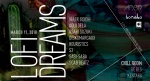 Lofi Dreams: Aqui Dela, Asahi Suzuki, Diskomargaux, Heuristics, ScabBeatz, Sabi-Saba, S3, more