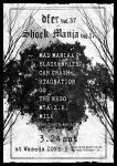 MAD MANIAX, BLACK & WHITE, CAR CRASH, STAGNATION, GO, THE NESO, M.A.Z.E., MILK