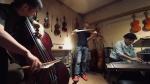 Naoki Kita (violin), Michiko Motoi (koto), Toru Nishijima (contrabass)