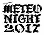 METEO NIGHT 2017