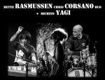 RASMUSSEN-CORSANO DUO + MICHIYO YAGI