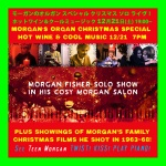 MORGAN FISHER CHRISTMAS SOLO LIVE
