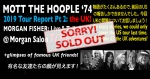 MOTT THE HOOPLE UK TOUR REPORT by their keyboard man MORGAN FISHER