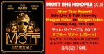 MOTT THE HOOPLE After-Tour Report by MORGAN FISHER