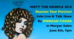 MOTT THE HOOPLE Tour Preview by MORGAN FISHER
