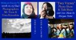 MORGAN SALON Two Views: Photos, talk show, music