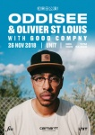 Oddisee & Olivier St. Louis w/ Good Compny