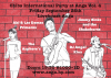 Jimmy Binks & the Shakehorns, Asphere's, Aki & Las Damas Primeros, DJ Angel Kina