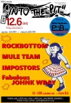 ROCKBOTTOM, MULE TEAM, IMPOSTORS, Fabulous JOHNK WRAY