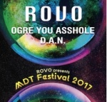 ROVO, Ogre You Asshole, D.A.N.