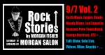 Morgan Fisher's ROCK STORIES