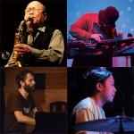 Akira Sakata + Jim O'Rourke + Giovanni di Domenico + Tatsuhisa Yamamoto