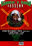 Santa's Soul Session: DJs T-BOB, J.C., KD, more