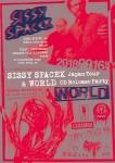 SISSY SPACEK, WORLD, ENDON, cunts, TEXACO LEATHERMAN, CARAMBA, BLACKPHONE666, BLACK SHEEP CREW