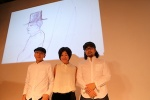 trio SONONI (Kaori Nishijima (pf, vo), Motohiko Ichino (gt), Akira Sotoyama (ds))