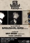 SUBspinning Koenji Vol. 1: BAGUSIKALISASI, HOUSE VIOLENCE, RADIO JAKARTA