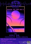 SUBspace vol. 8 - Back the The 80s