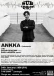 SUBspace  vol. 11: ANKKA (Indonesia), SHUHEI NORITAKE, RADIO JAKARTA (Indonesia)