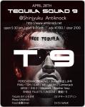 Tequila Squad Vol. 9: PERSEVERANCE, Corosuke (-1), SHAKE FILLETS, Undone, Lumberjack, MZMZ, more