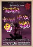 HTNK, shuhari, TibetanSKY, HALBACH, Howl