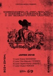 TIRED MINDS (Australia), NoLA, REDSHEER, LOOPRIDER, ALP$ BOYS, NOIZEGOAT