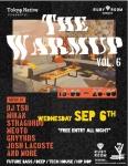 Tokyo Native Presents The Warmup Vol. 6: DJs M!kan, Méoto, Josh Lacoste, GRVYRDS, more
