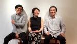 triogy (Kaori Nishijima (piano), Hiroshi Yoshino (contrabass), Yoshinori Shiraishi (drums))