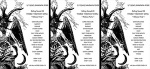 VVORLD, FIGHT IT OUT, SAIGAN TERROR, SELF DECONSTRUCTION, BAND OF ACCUSE, LAST, more