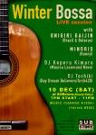 WINTER BOSSA Live Session: Onigiri Gaijin, Minoris, DJ Keperu Kimura, DJ Toshiki
