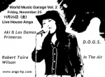 Aki & Las Damas Primero, Robert Taira Wilson, D.O.G.S., In the Air