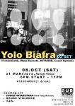 Yolo Biafra from chk-chk-chk (!!!) DJ Set, Chihei Hatakeyama, House Violence, リよん